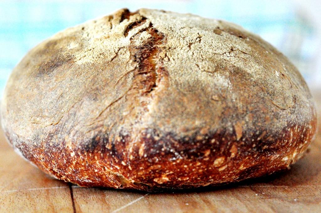 Bread and Companatico | A Modo Mio… No Recipe White Leaven Bread
