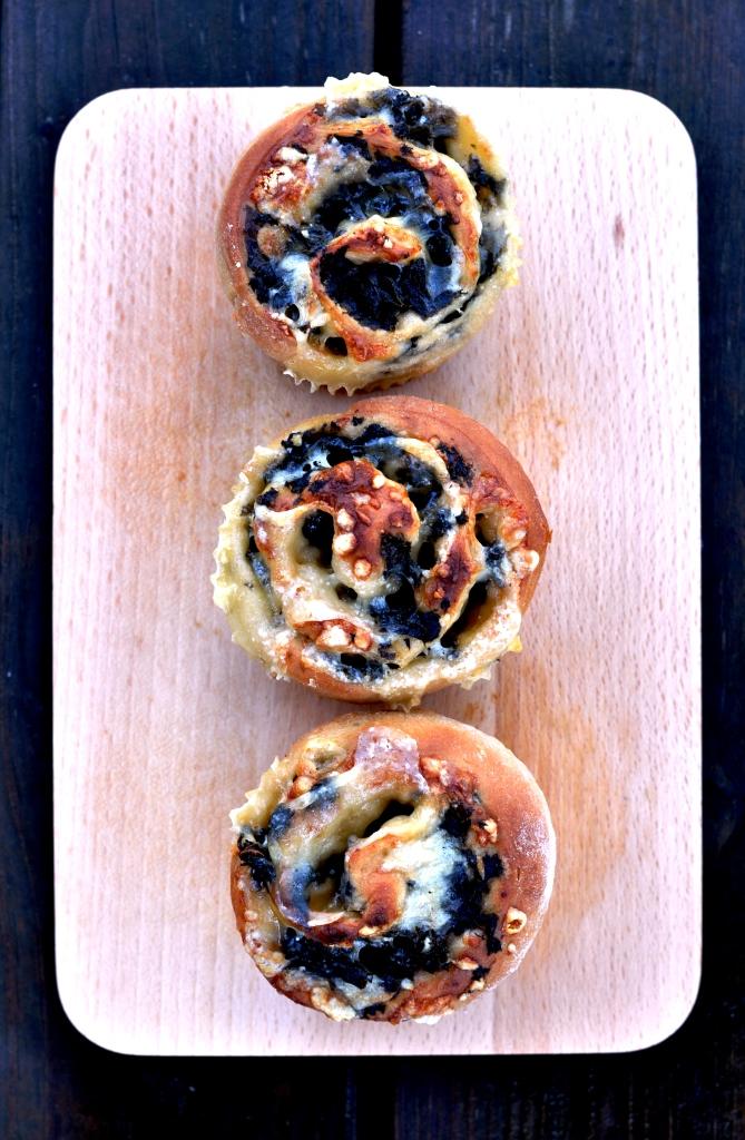 kale rolls
