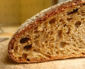 pane integrale di mais
