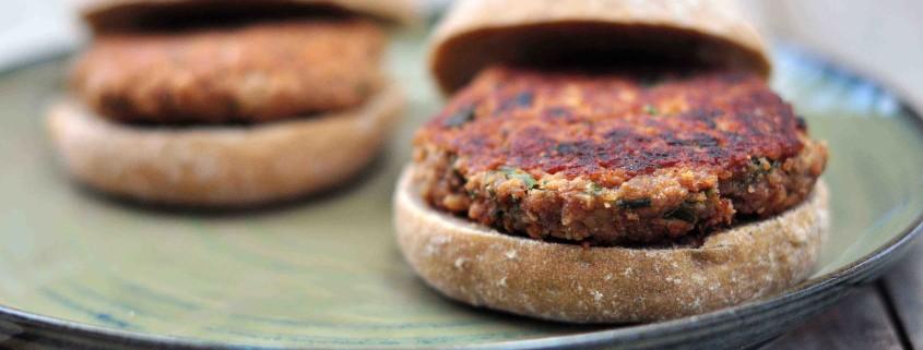 borlotti hamburger