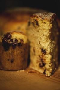 Panetton-brioche bread & companatico
