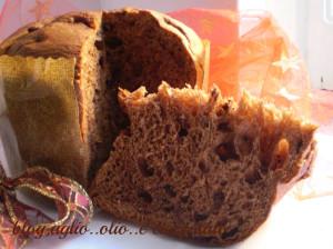 Panettone Ciocco-Caffe paneoliocioccolato