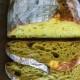 lentils turmeric bread