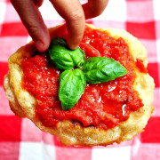 pizzalle-small fried pizzas