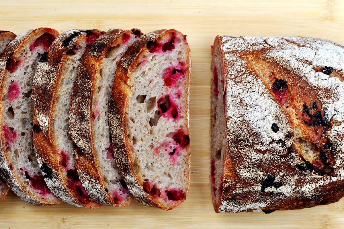 lingonberry rye bread bread and companatico. Black Bedroom Furniture Sets. Home Design Ideas
