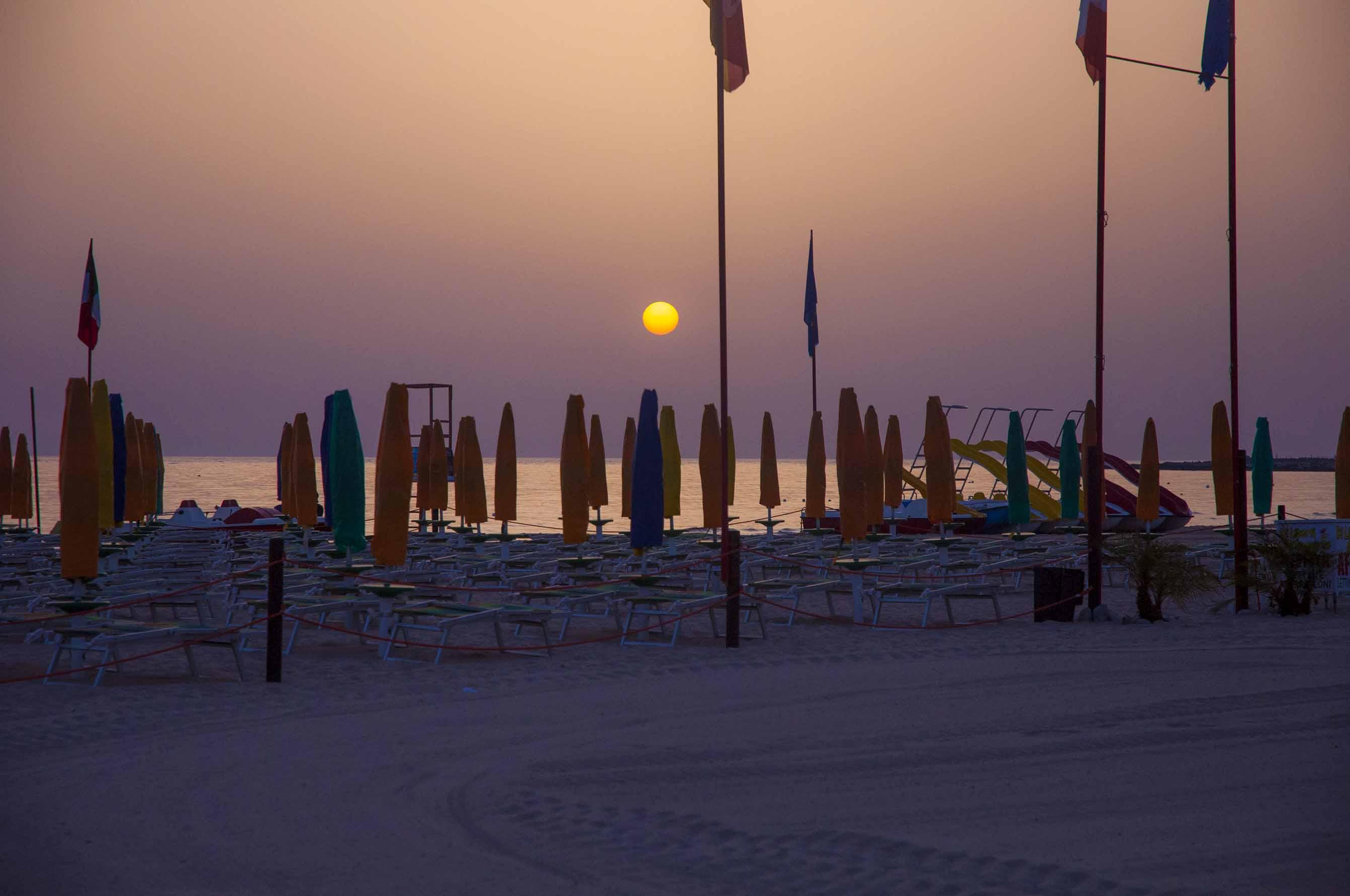 Sunrise San Vito Lo Capo