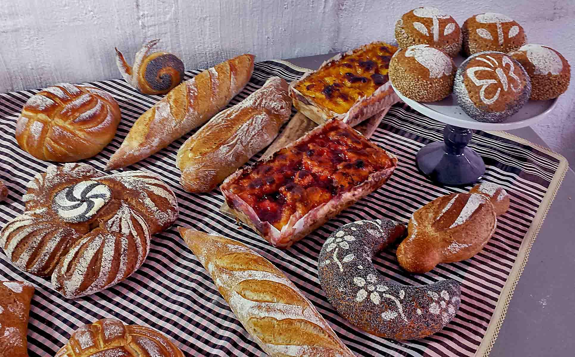 Fast Artisan Bread Recipe