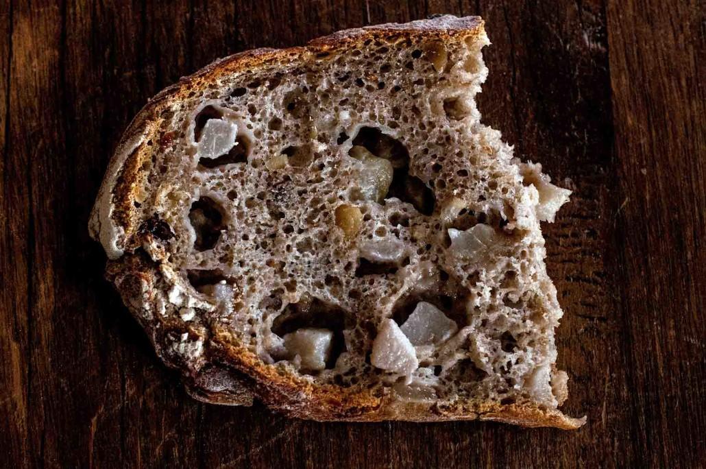 pane pere con le pere