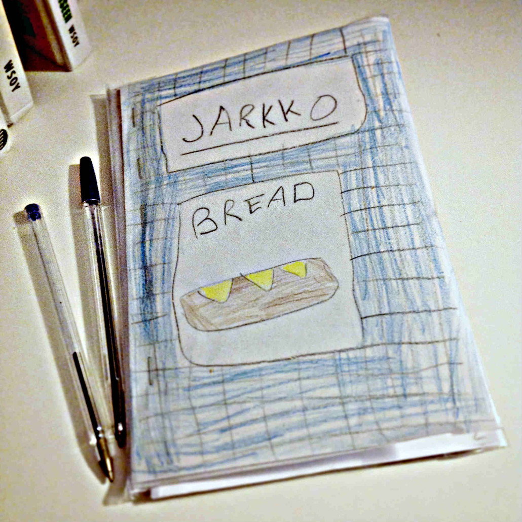 Jarkko notebook
