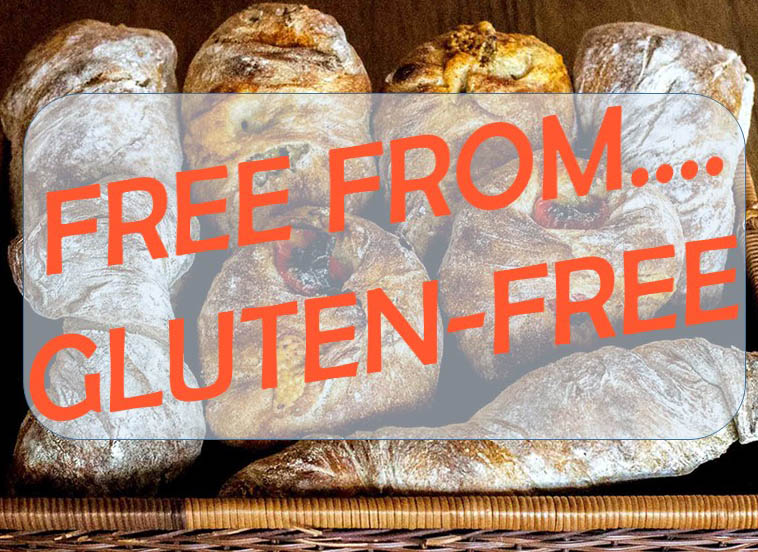 free from gluten-free